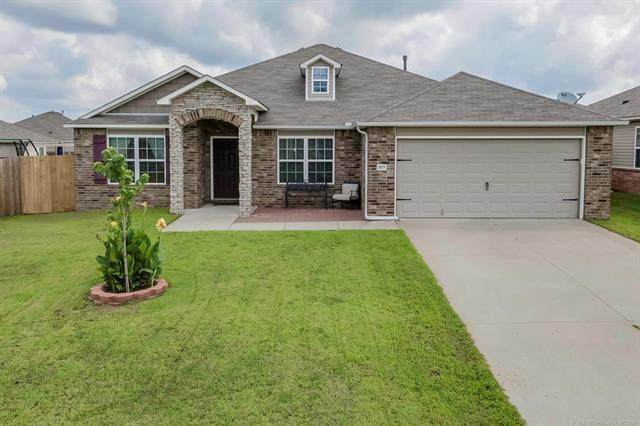 25175 E 93rd Place S, Broken Arrow, OK 74014 (MLS #2123528) :: Hopper Group at RE/MAX Results