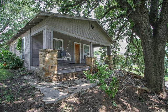 209 W Broadway Street, Sand Springs, OK 74063 (MLS #2123531) :: Hopper Group at RE/MAX Results