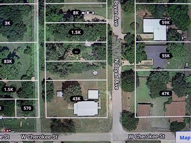 N Bryan Avenue N, Okmulgee, OK 74447 (MLS #2123552) :: 580 Realty