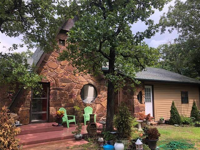 1445 S Lisa Lane, Terlton, OK 74081 (MLS #2123587) :: 918HomeTeam - KW Realty Preferred