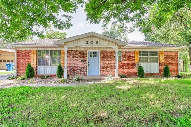 206 E South Avenue, Mcalester, OK 74501 (MLS #2123618) :: Active Real Estate