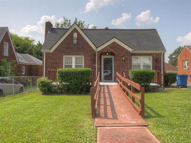 18 E Woodrow Place, Tulsa, OK 74106 (MLS #2123621) :: Active Real Estate