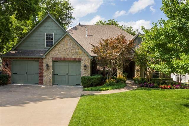 2423 E 22nd Street, Tulsa, OK 74114 (MLS #2123622) :: Active Real Estate
