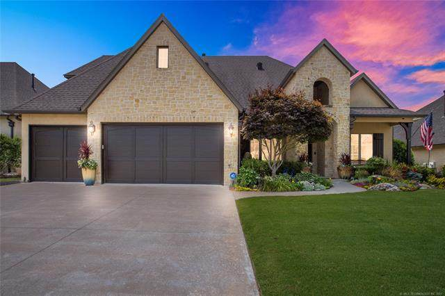 9460 E 105th Street S, Tulsa, OK 74133 (MLS #2123665) :: 918HomeTeam - KW Realty Preferred