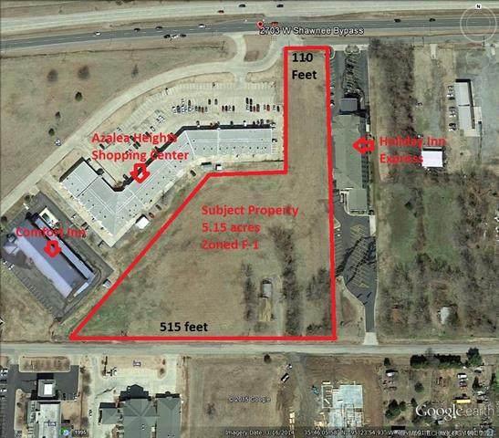 W Shawnee Bypass, Muskogee, OK 74401 (MLS #2123713) :: 918HomeTeam - KW Realty Preferred