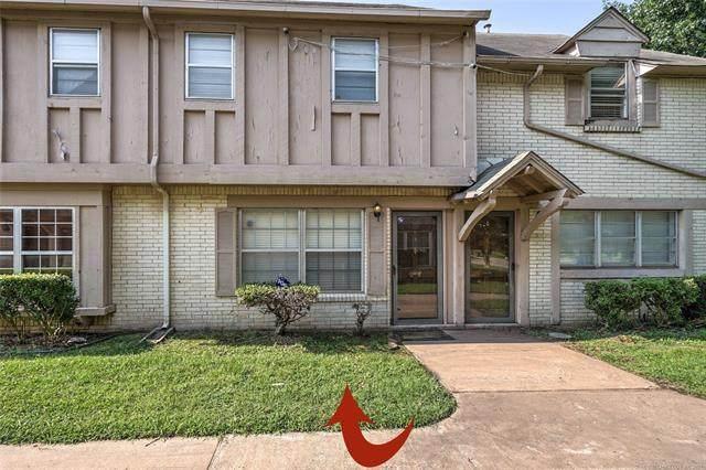 6112 S Madison Place C, Tulsa, OK 74136 (MLS #2123741) :: Active Real Estate