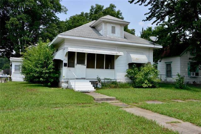 612 W Gentry Street, Henryetta, OK 74437 (MLS #2123751) :: 580 Realty