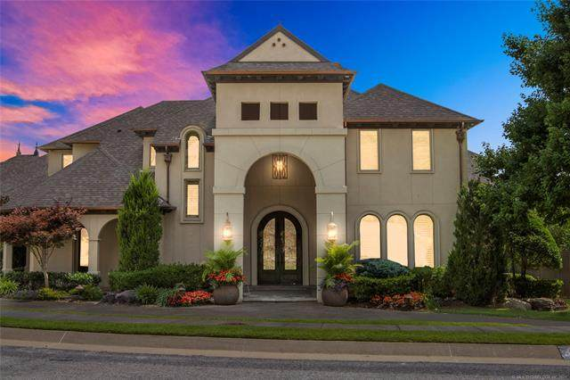 11520 S Oswego Avenue, Tulsa, OK 74137 (MLS #2123778) :: 918HomeTeam - KW Realty Preferred
