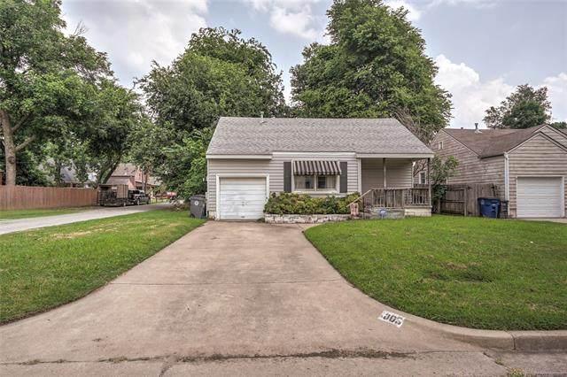 1003 E 37th Street, Tulsa, OK 74105 (MLS #2123780) :: Owasso Homes and Lifestyle