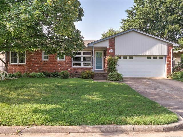 1616 E 55th Street, Tulsa, OK 74105 (MLS #2123794) :: Active Real Estate