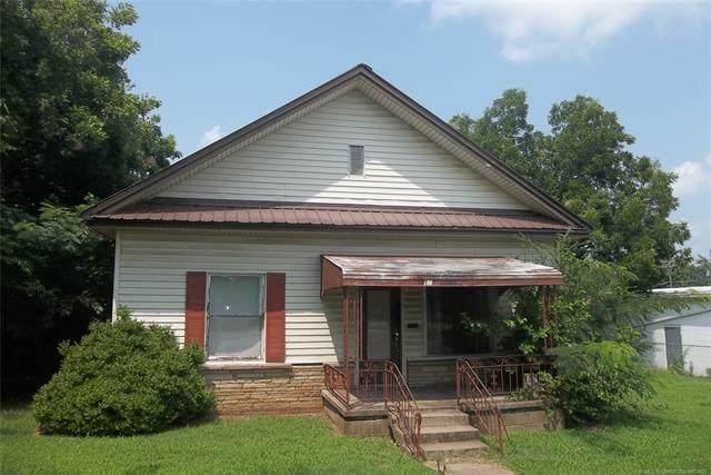 100 S Mcquarrie Avenue, Wagoner, OK 74467 (MLS #2123845) :: Owasso Homes and Lifestyle