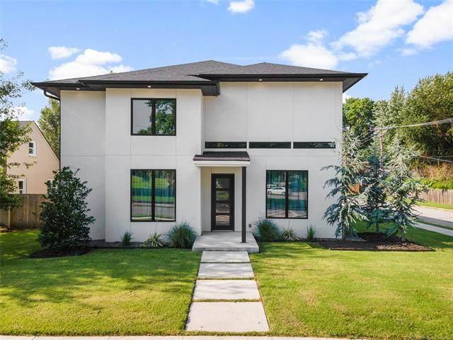 1404 E 36th Place, Tulsa, OK 74105 (MLS #2123865) :: Active Real Estate