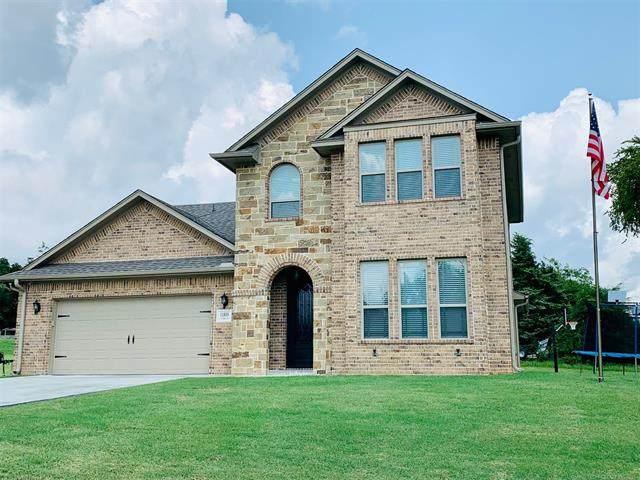 11810 Oak Ridge, Kingston, OK 73439 (MLS #2123867) :: Active Real Estate