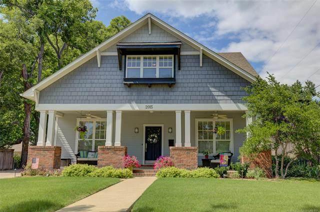 2015 E 19th Street, Tulsa, OK 74104 (MLS #2123869) :: Active Real Estate