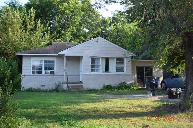 108 E 27th Street North, Tulsa, OK 74106 (MLS #2123903) :: 580 Realty