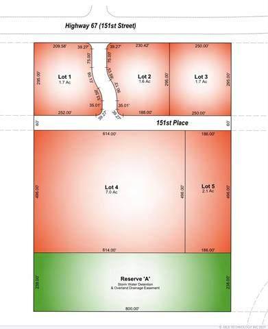 E 151st Street, Bixby, OK 74008 (MLS #2123917) :: Hopper Group at RE/MAX Results
