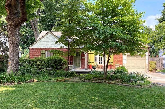3136 S Cincinnati Avenue, Tulsa, OK 74105 (MLS #2123924) :: Active Real Estate
