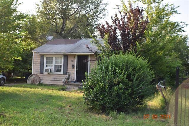 323 E 27th Court North, Tulsa, OK 74106 (MLS #2123944) :: Active Real Estate