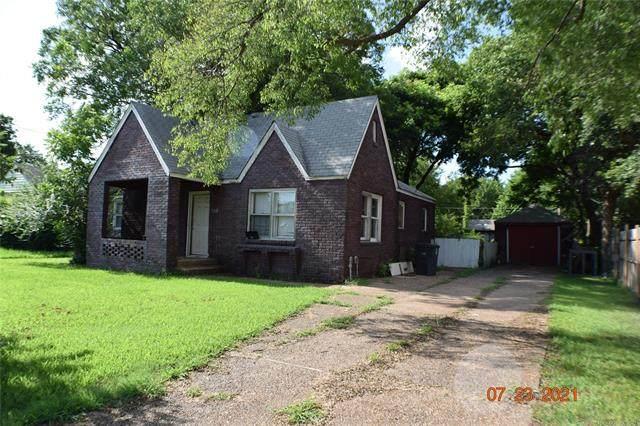 509 E Young Street, Tulsa, OK 74106 (MLS #2123949) :: 918HomeTeam - KW Realty Preferred