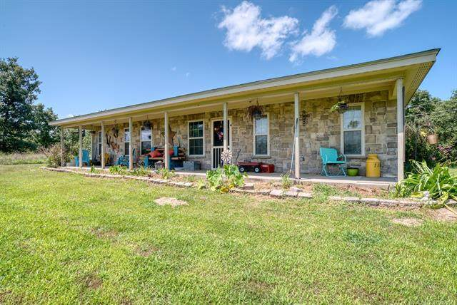 13322 W State Highway 31, Mcalester, OK 74501 (MLS #2123962) :: 580 Realty