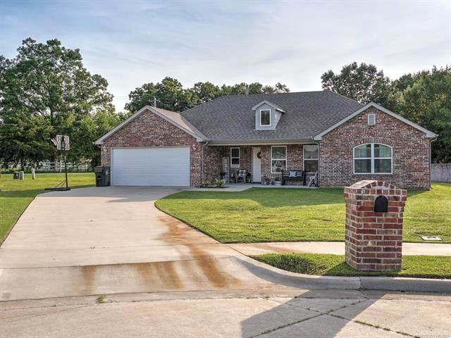 6 Ryan Place, Kiefer, OK 74041 (MLS #2123971) :: 918HomeTeam - KW Realty Preferred