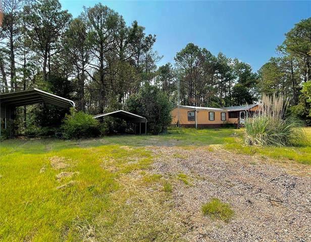 12315 Pineview Circle, Kingston, OK 73439 (MLS #2124035) :: 918HomeTeam - KW Realty Preferred