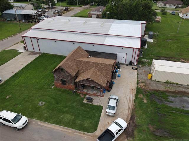 715 Randlett, Mountain View, OK 73062 (MLS #2124081) :: Active Real Estate