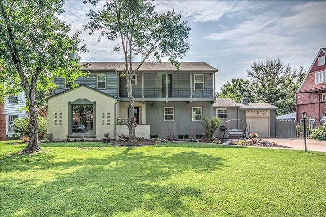 1424 SE Valley Road, Bartlesville, OK 74003 (MLS #2124107) :: Owasso Homes and Lifestyle