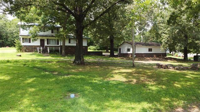 169 S Bk 1401 Road, Stigler, OK 74462 (MLS #2124175) :: Active Real Estate