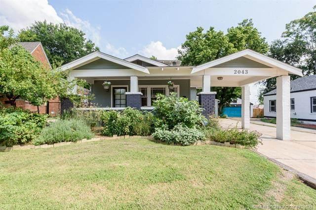 2043 E 13th Street, Tulsa, OK 74104 (MLS #2124187) :: Hopper Group at RE/MAX Results
