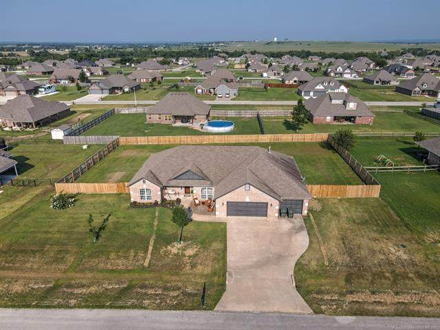 12798 N 44th East Avenue, Skiatook, OK 74070 (MLS #2124239) :: Hopper Group at RE/MAX Results