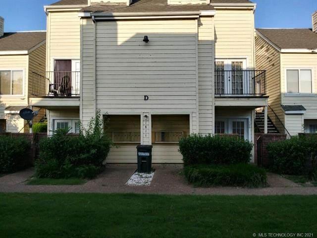 1808 E 66th Place #102, Tulsa, OK 74136 (MLS #2124251) :: Active Real Estate