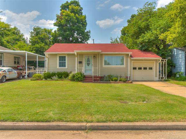 454 S Jamestown Avenue, Tulsa, OK 74112 (MLS #2124277) :: 580 Realty