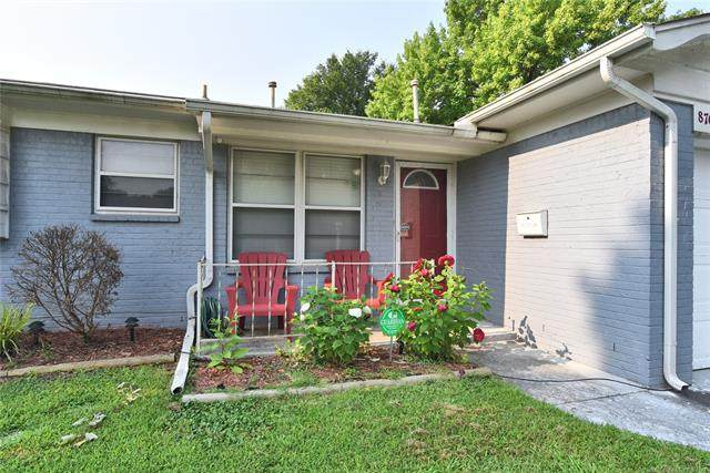 8708 E 28th Place, Tulsa, OK 74129 (MLS #2124310) :: Hopper Group at RE/MAX Results