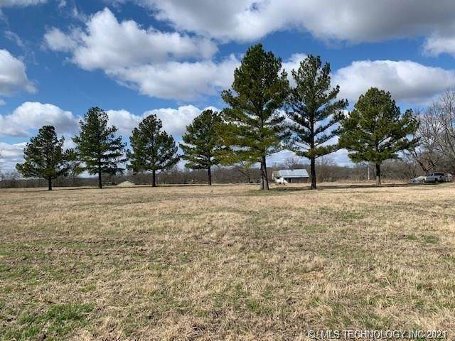 6277 Nails Crossing Road, Kenefic, OK 74729 (MLS #2124361) :: Hopper Group at RE/MAX Results