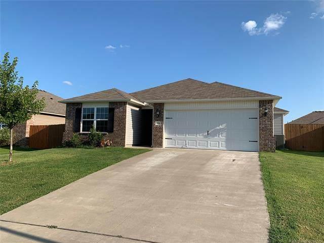 14724 E 36th Place, Tulsa, OK 74134 (MLS #2124363) :: 580 Realty