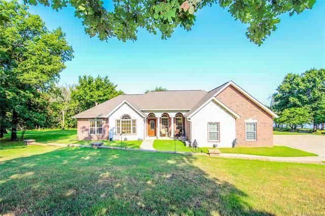 2406 Avalon Drive, Eufaula, OK 74432 (MLS #2124375) :: Active Real Estate
