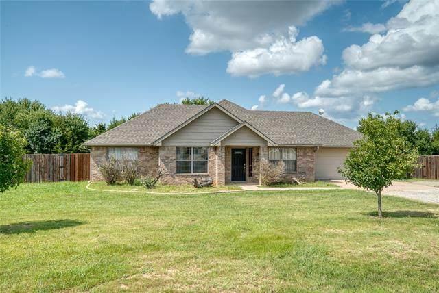 13518 County Road 1552, Ada, OK 74820 (MLS #2124402) :: 580 Realty