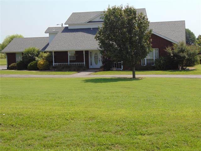 9213 Allen Road, Marietta, OK 73448 (MLS #2124416) :: Active Real Estate