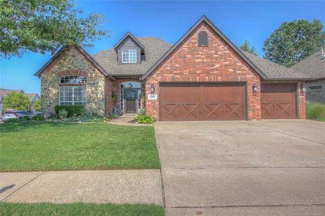 12012 S Sycamore Street, Jenks, OK 74037 (MLS #2124419) :: 580 Realty