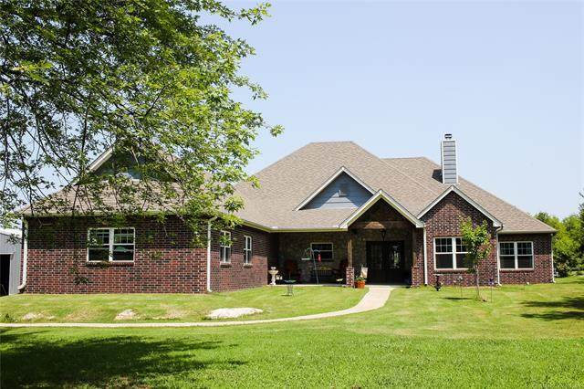 19707 E 126th Street N, Collinsville, OK 74021 (MLS #2124457) :: Hopper Group at RE/MAX Results