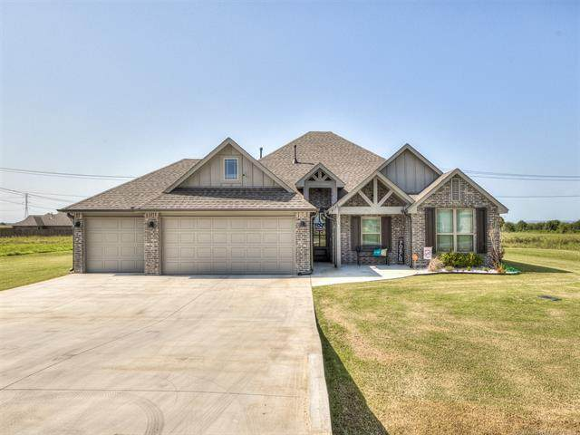 4190 E 127th Street North N, Skiatook, OK 74070 (MLS #2124459) :: Hopper Group at RE/MAX Results