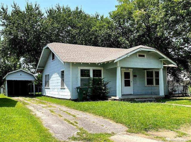 1119 Walnut Street, Muskogee, OK 74403 (MLS #2124467) :: Owasso Homes and Lifestyle