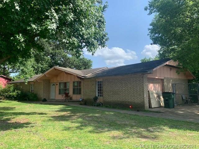 1400 E 1st Street, Okmulgee, OK 74447 (MLS #2124538) :: Active Real Estate