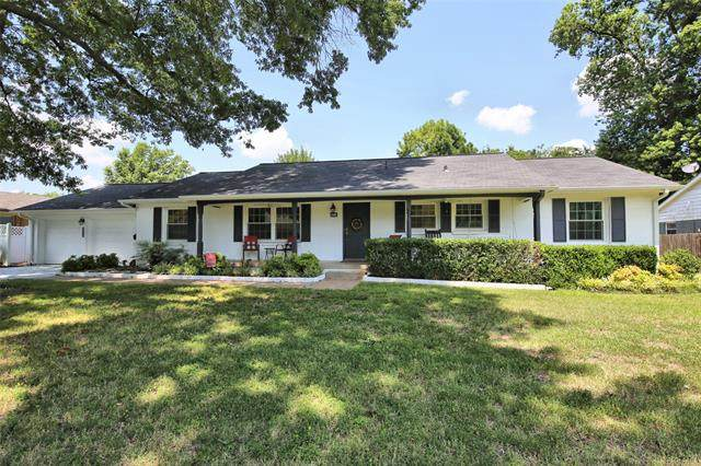 6919 E 57th Street, Tulsa, OK 74145 (MLS #2124568) :: Active Real Estate