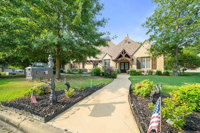207 Waterford Street, Catoosa, OK 74015 (MLS #2124606) :: Active Real Estate