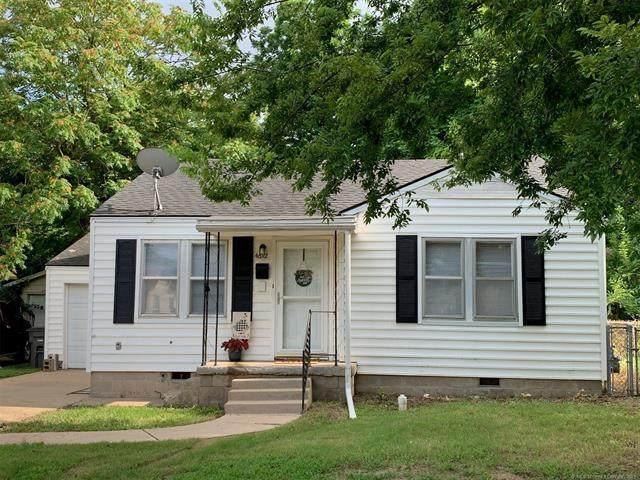 4612 E 3rd Street, Tulsa, OK 74112 (MLS #2124609) :: Active Real Estate