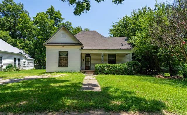 314 G NE, Ardmore, OK 73401 (MLS #2124622) :: Owasso Homes and Lifestyle