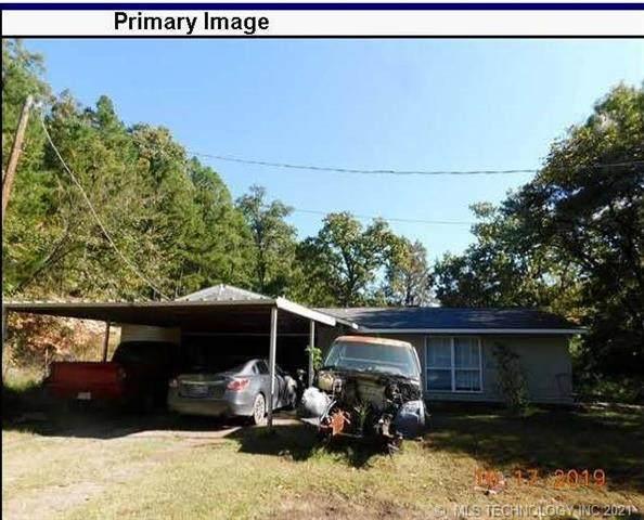1001 E 566 Road, Locust Grove, OK 74352 (MLS #2124625) :: 580 Realty