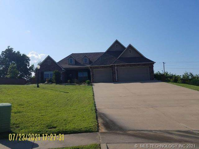 2707 Forest Ridge Parkway, Claremore, OK 74017 (MLS #2124666) :: 580 Realty